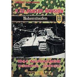 9. SS-Panzer-Division Hohenstaufen, Herbert Fürbringer, Editions Heimdal 1984.