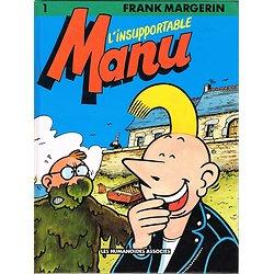 L'insupportable Manu, Frank Margerin, Les Humanoïdes associés 1990.