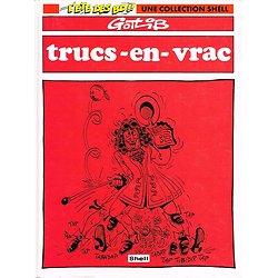 Trucs-en-vrac, Gotlib, Collection l'été des BD N° 7, Dargaud-Shell 1994.