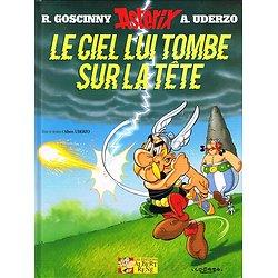 Le ciel lui tombe sur la tête, R. Goscinny, A. Uderzo, Les Editions Albert René 2005.