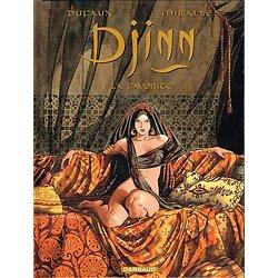 Djinn, 1- La favorite, Dufaux, Miralles, Dargaud 2001.