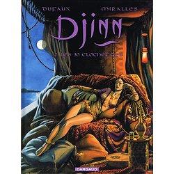 Djinn, 2- Les 30 clochettes, Dufaux , Miralles, Dargaud 2002.