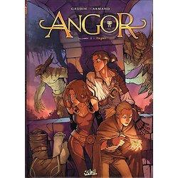 Angor, 1 - Fugue- Gaudin, Armand, Soleil Productions 2008.
