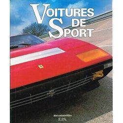 Voitures de sport, collectif, E.P.A 1987.
