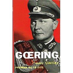 Goering, Emmy Goering, Presse de la Cité 1963.