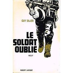 Le soldat oublié, Guy Sajer, Robert Laffont 1968.