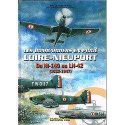 Les bombardiers en piqué Loire-Nieuport (1932-1947), Arnaud Prudhomme, Editions TMA 2005.