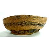 Pot rond rustique pour bonsaï, cactus ou plante succulente