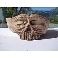 Pot sculpture pour bonsaï, cactus ou plantes succulente