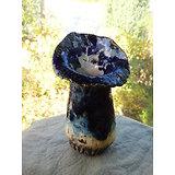 Vase bleu en grès