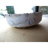Pot en porcelaine pour bonsaï mame, cactus ou plante succulente