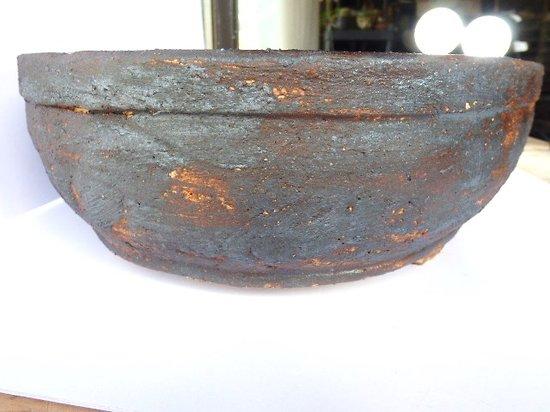 tr 233 s grand pot ovale pour bonsa 239 ou composition de cactus ou de plantes succulentes