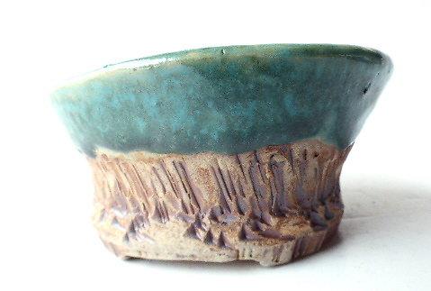 Pot pour bonsaï mame, kusamono, cactus ou plante d'accompagnement