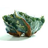 Pot pour bonsaï  shohin , cactus, plante a caudex ou succulente