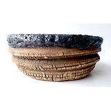 Pot pour bonsaï, ou plante succulente, caudex ou cactus