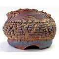 Pot pour bonsai mame, cactus ou succulente