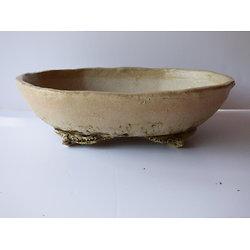 Pot pour bonsaï, ou pour compositions de cactus ou de plantes succulentes