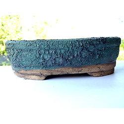 Pot pour bonsaï ou composition de plantes succulentes ou cactus