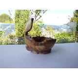 Pot pour kusamono, plante d'accent, plante succulente, cactus ou bonsaï mame