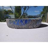Pot pour bonsaï ou composition de cactus ou de plantes succulentes