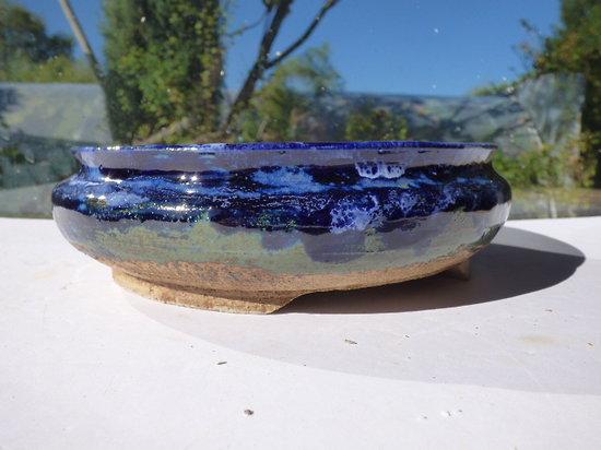 Poterie pour ikebana, art floral, ou pouvant servir de saladier ou coupe