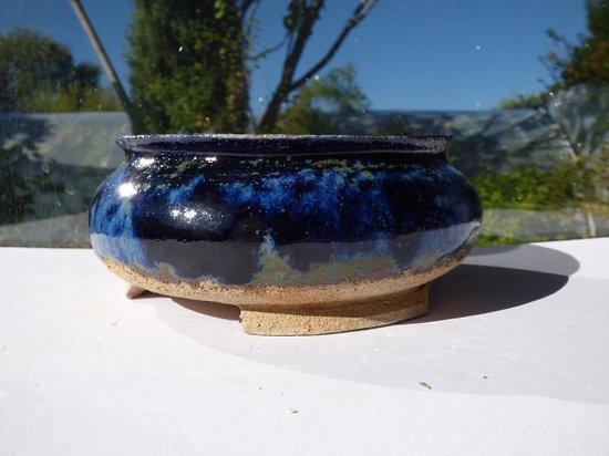 Pot pour Ikebana, art floral, pouvant servir de plat ou de saladier