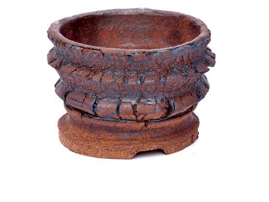 Pot pour bonsaï mame ou shohin, kusammono, cactus ou plante succulente