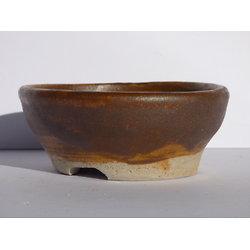 Pot pour bonsaî Mame ou shohin, cactus, plante d'accompagnement ou succulente