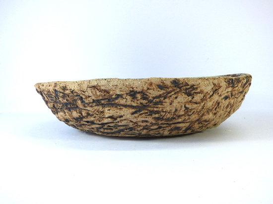 plat  pouvant servir de vaisselle, vide poche ou pour Ikebana