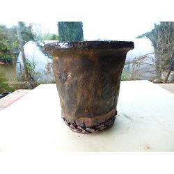 Poterie haute pour bonsaï cascade, cactus plante succulente ou autre, plante carnivore...
