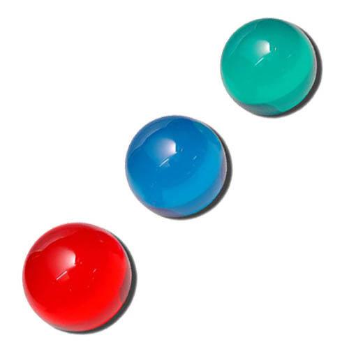 Balle de Contact Acrylique couleur