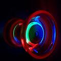 Diabolo roulements à billes Lumineux
