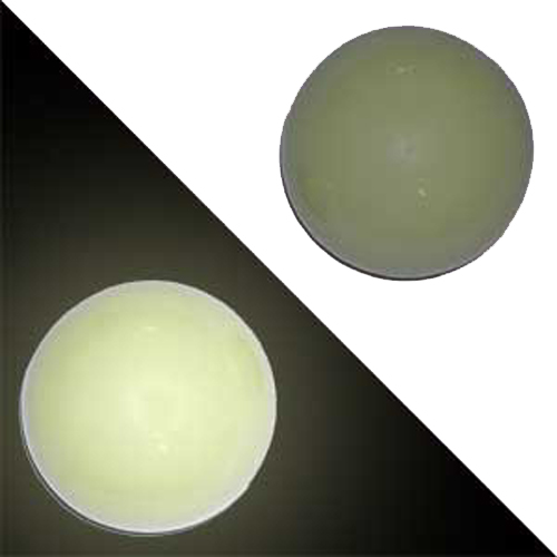 Balle contact phospho 100mm