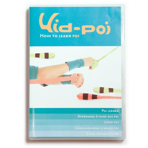 DVD Kid Poï