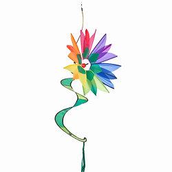 Swinging Flower
