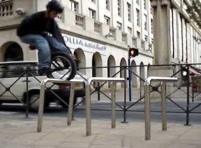 Vidéo Monocycle