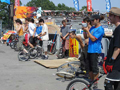 Photos de monocycle au FISE de Montpellier