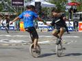 Photos de monocycle au FISE de Montpellier