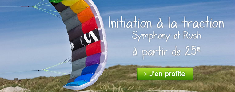 Initiation à la traction - Symphony & Rush à partir de 25 €