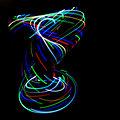 Hoop Lumineux 24 led 90cm