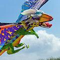 Dragon Feu 3D