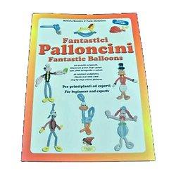 Livre sculpture sur ballon Tome 3