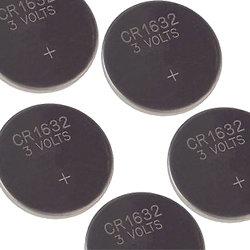 Piles CR1632