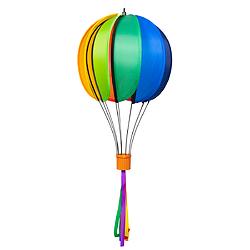 Montgolfière globe