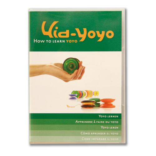 DVD Kid Yoyo