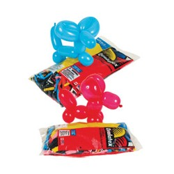 Ballon à modeler 260Q vif