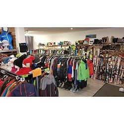 Vêtements de sport saison hiver