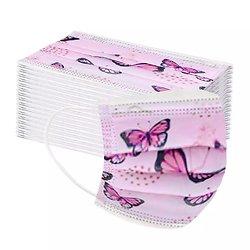 Masques enfant Papillons X10