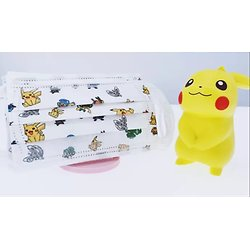 Masques jetables enfant Pokemon X10