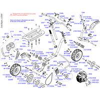 Plan éclaté GTR46 Trail Ripper/Interceptor